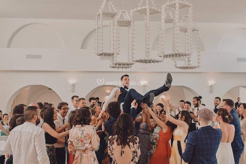 Spanish wedding!