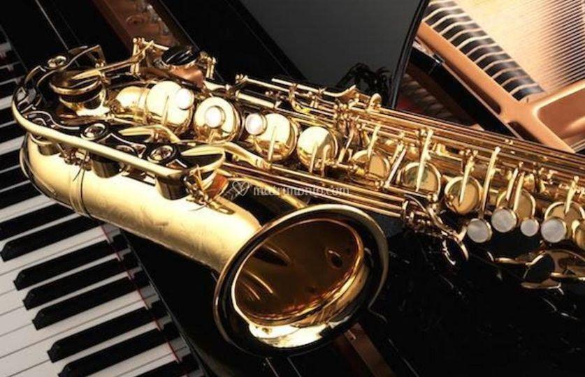 Sax e pianoforte