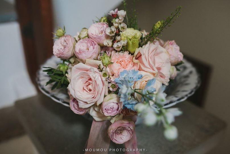Bouquet pastello