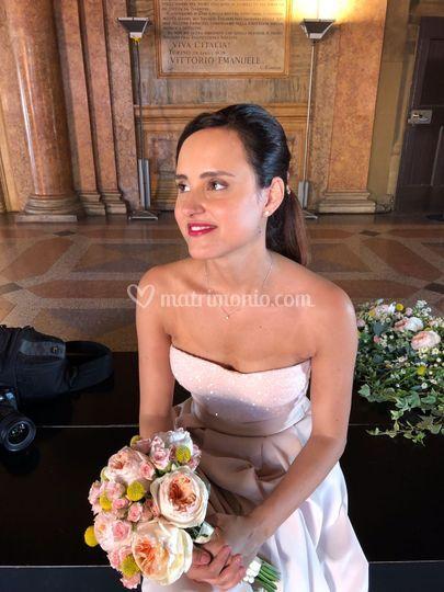Trucco sposa/acconciatura 2018