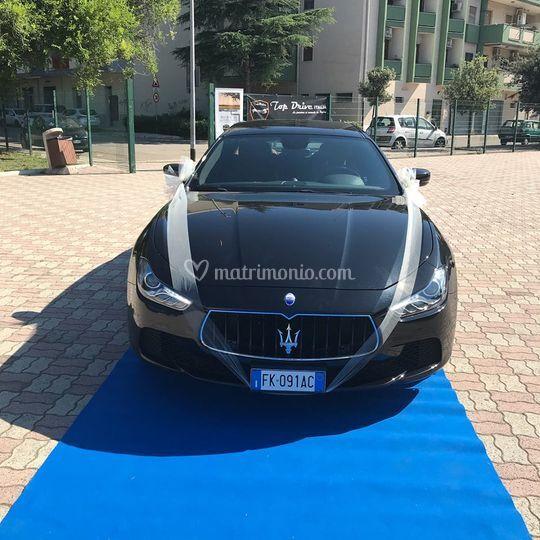 Maserati wedding