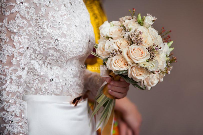 Bounquet sposa