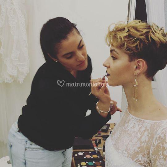 Sfilata abiti sposa