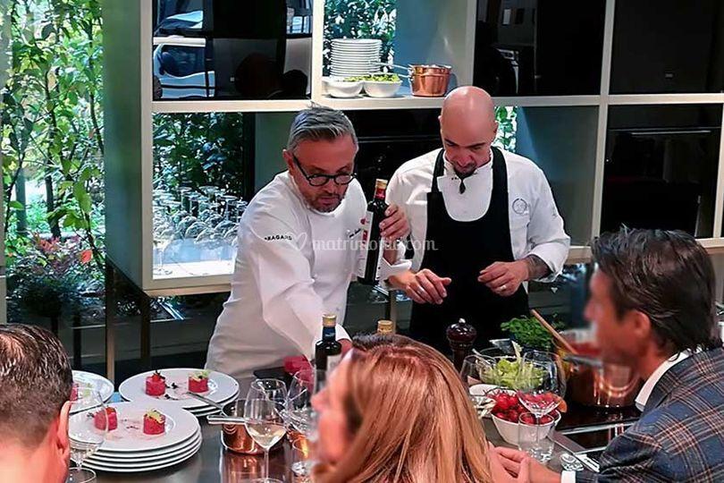 Chef Bruno & Nicola
