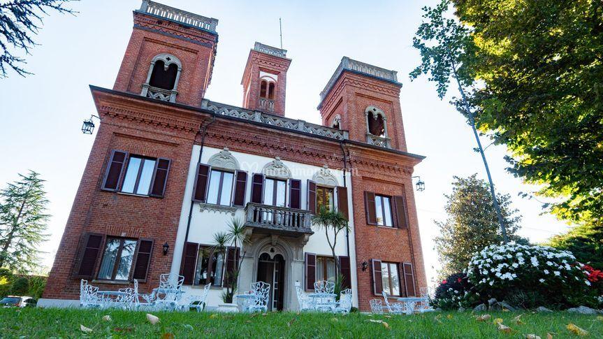 Villa Cornarea
