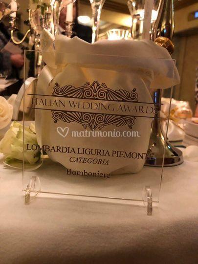 Premio per migliori Bomboniere