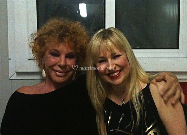 Con Ornella Vanoni