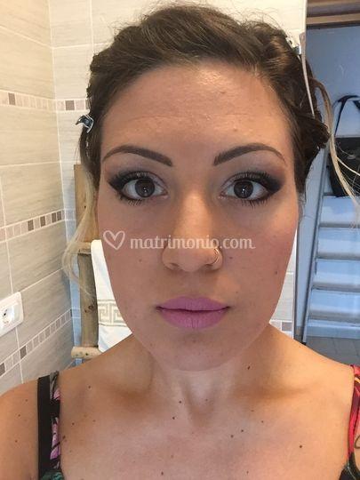 Make-up ed acconciatura