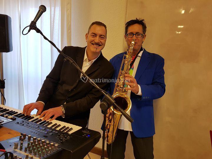 Con Maurizio