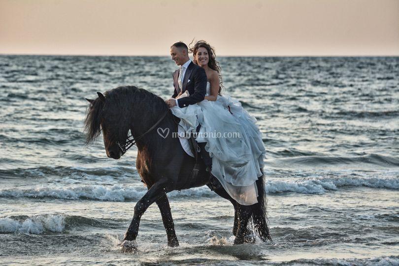 Io e te a cavallo