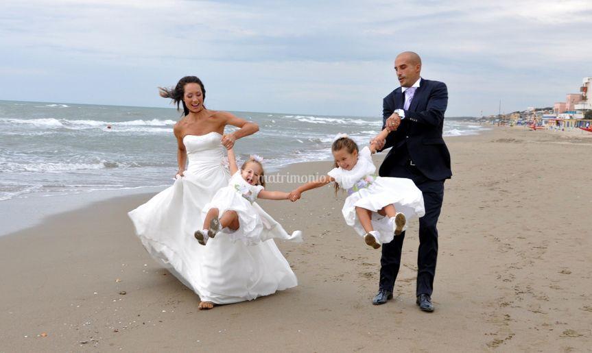 Matrimonio Spiaggia Anzio : Fotostudioeffe anzio