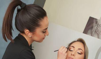 Giada Mucaria Make-up Artist 1