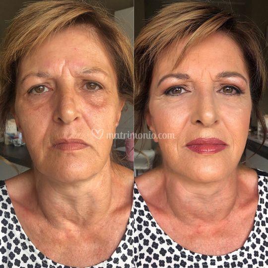 Maura Staffa Makeup