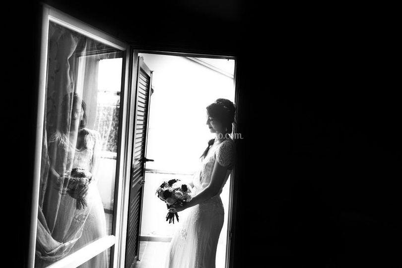 Jessica before wedding