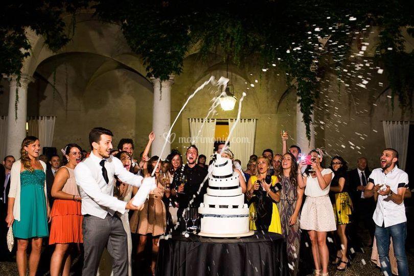 Taglio della torta - cremona