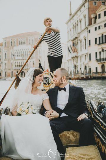Lucia + Alessandro Wedding