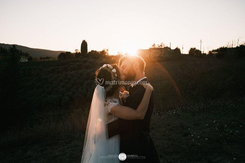 Sei   ritratti sposi