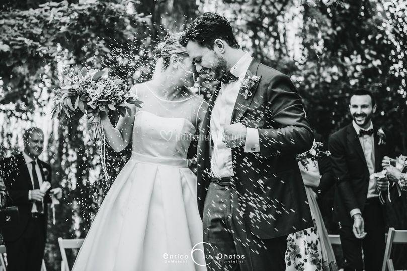 Aurora & Davide Wedding