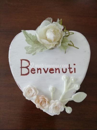 Bomboniera romantica