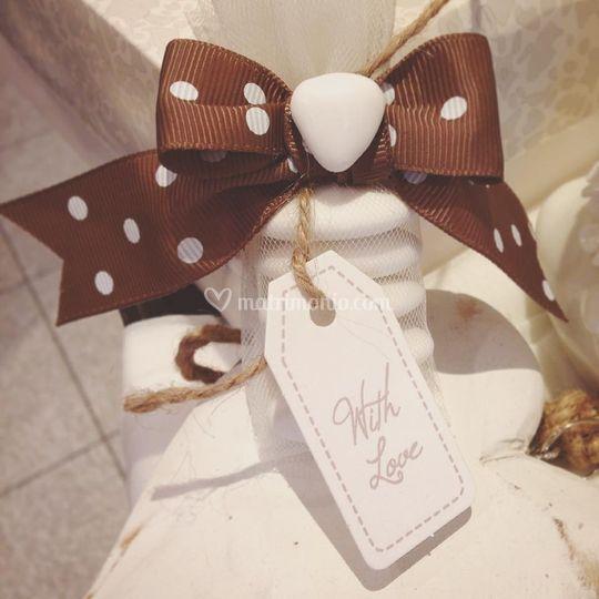 Bianco e cioccolato
