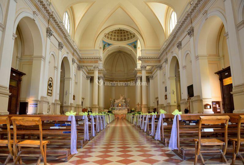Esempio di chiese