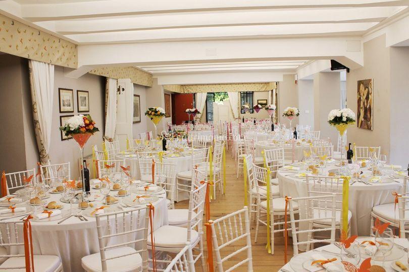 Matrimonio Tema Arcobaleno : Vanilla wedding