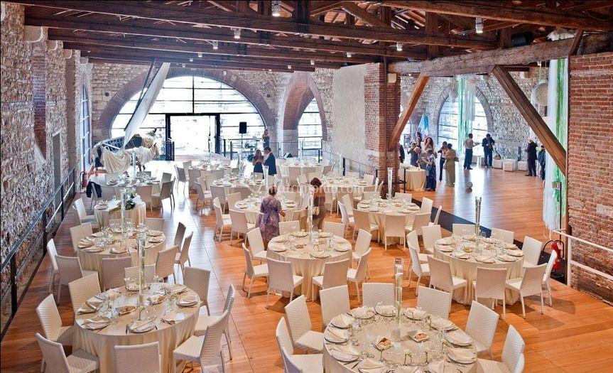 Matrimonio in Dogana Veneta
