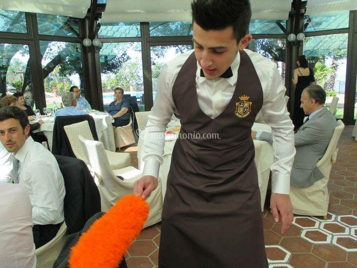 Cameriere Comico