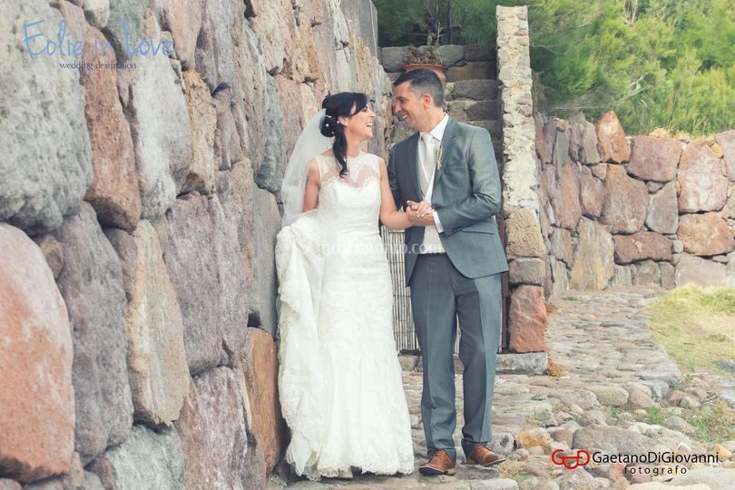 Wedding in Panarea