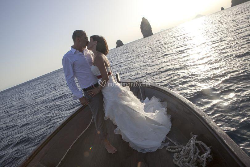 Boat in love