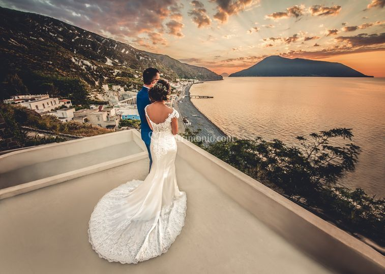 Wedding in Lipari