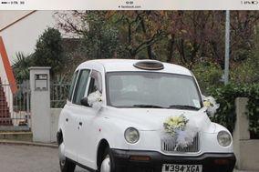 Noleggio London Taxi