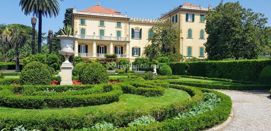Villa marigola, lerici.