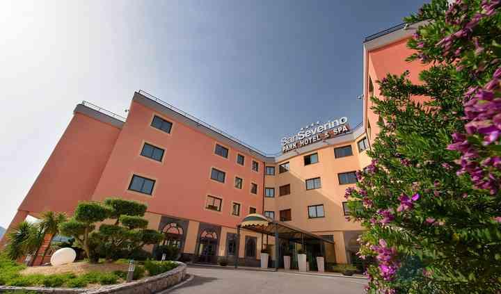 Esterno dell'Hotel