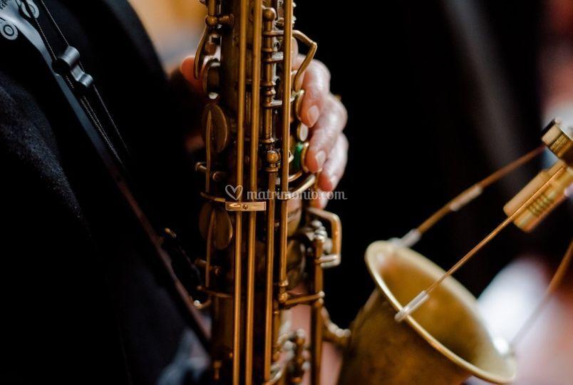 Sax stupendo in ogni occasione