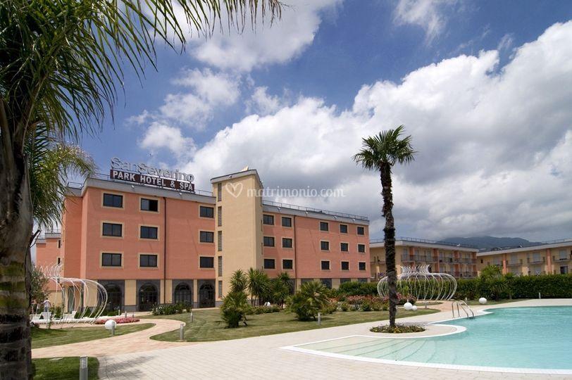 San Severino Park Hotel Amp Spa
