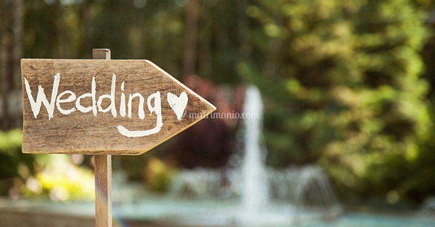 Indicazioni wedding