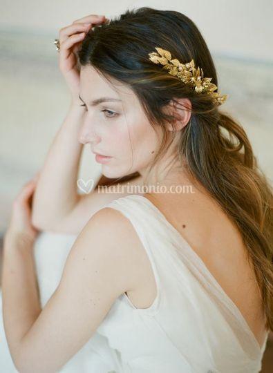 Makeup hair sposa