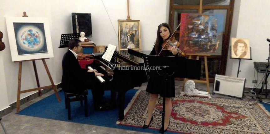 Concerto Piano Violino