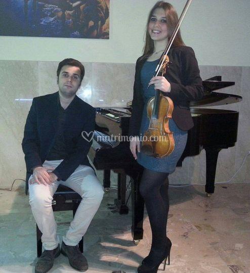 Duo Piano Violino