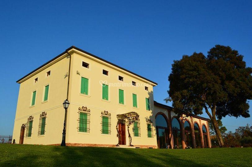 Villa tenuta le forge di Tenuta vinicola Le Forge