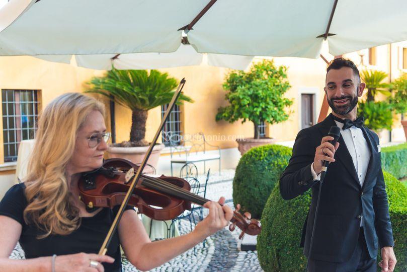 Violino e voce
