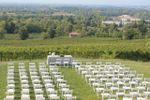 Cerimonia con vista di Tenuta vinicola Le Forge