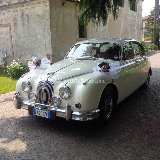 Jaguar MK2 anno 1960