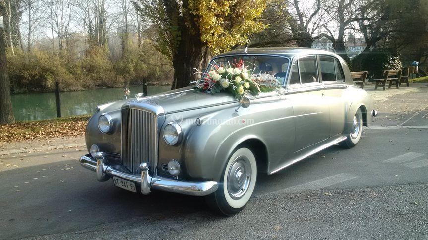 Bentley S1 anno 1956