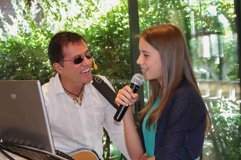 Si canta con giovani