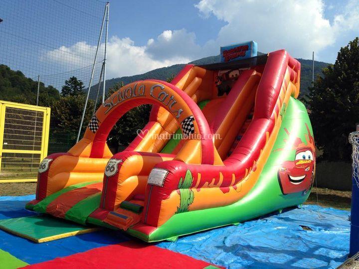 Sweet Slide Eventi