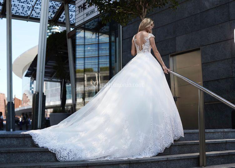 Vela Sposa abito principessa