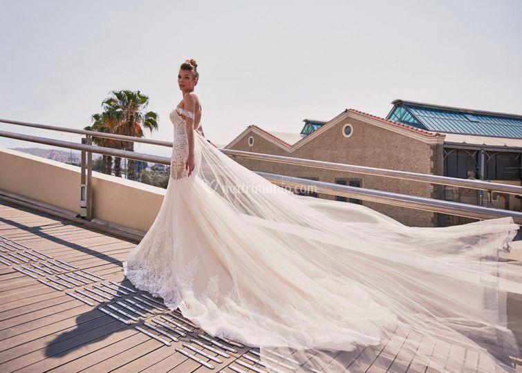 Luxury sirena Swarovski
