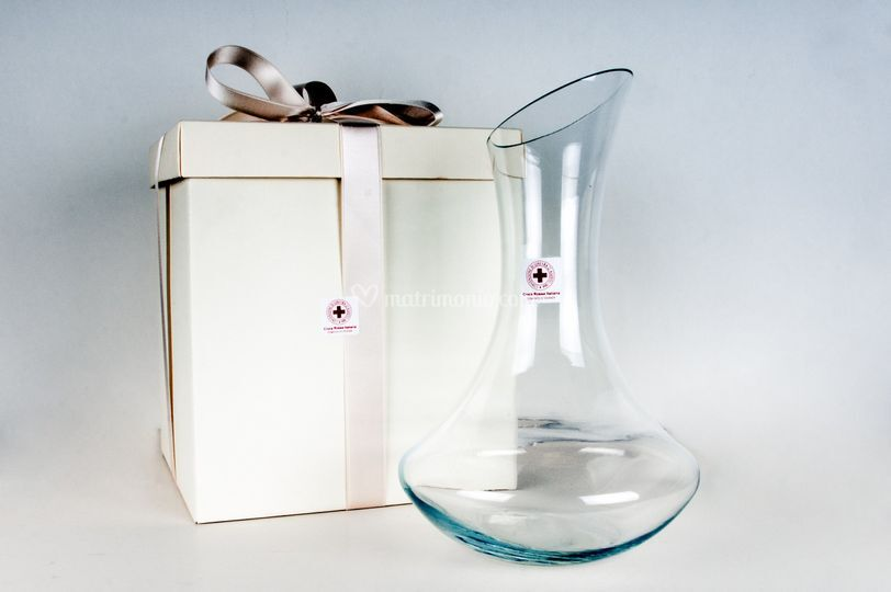 Decanter solidale